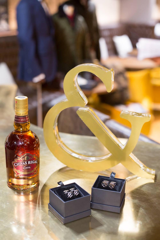 Gentleman's hour com Chivas Regal Extra