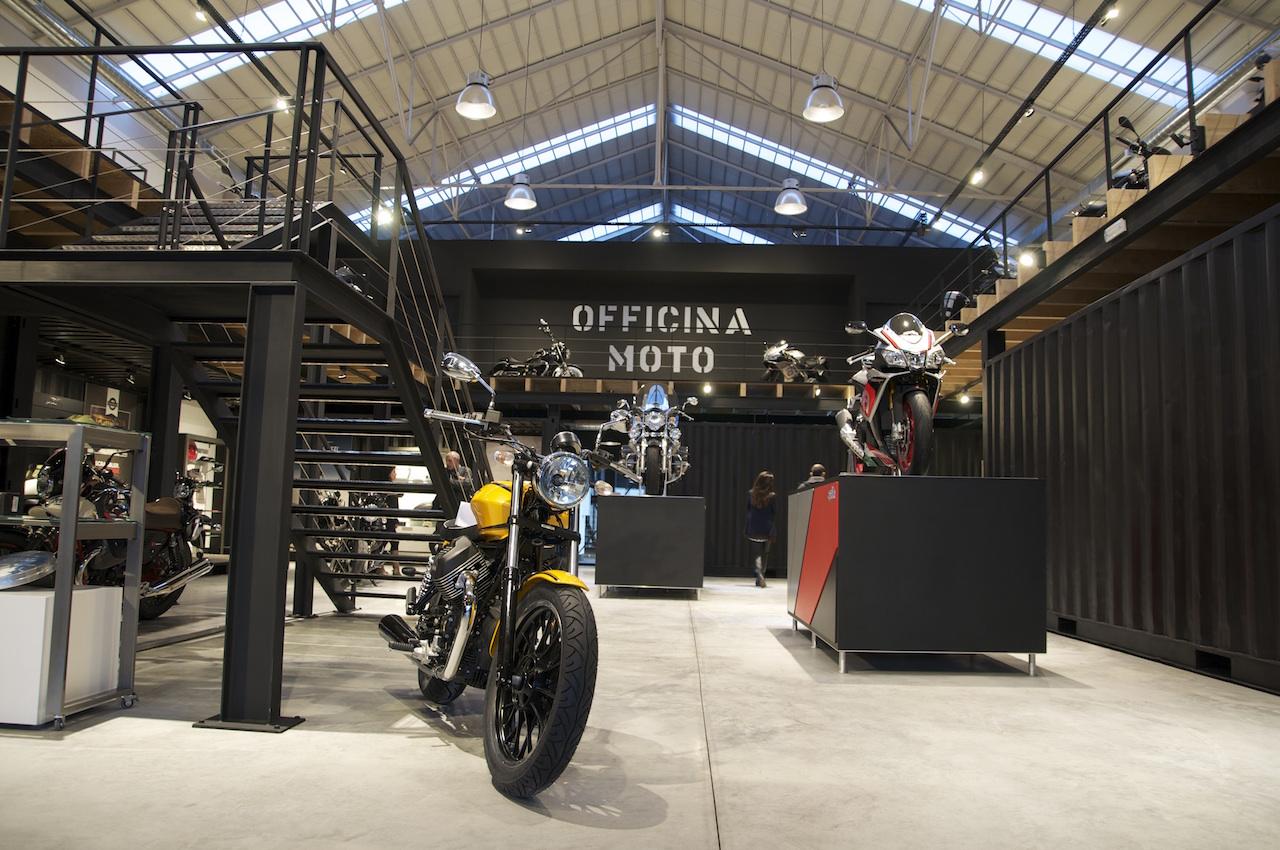 Uma nova concept store dedicada à velocidade