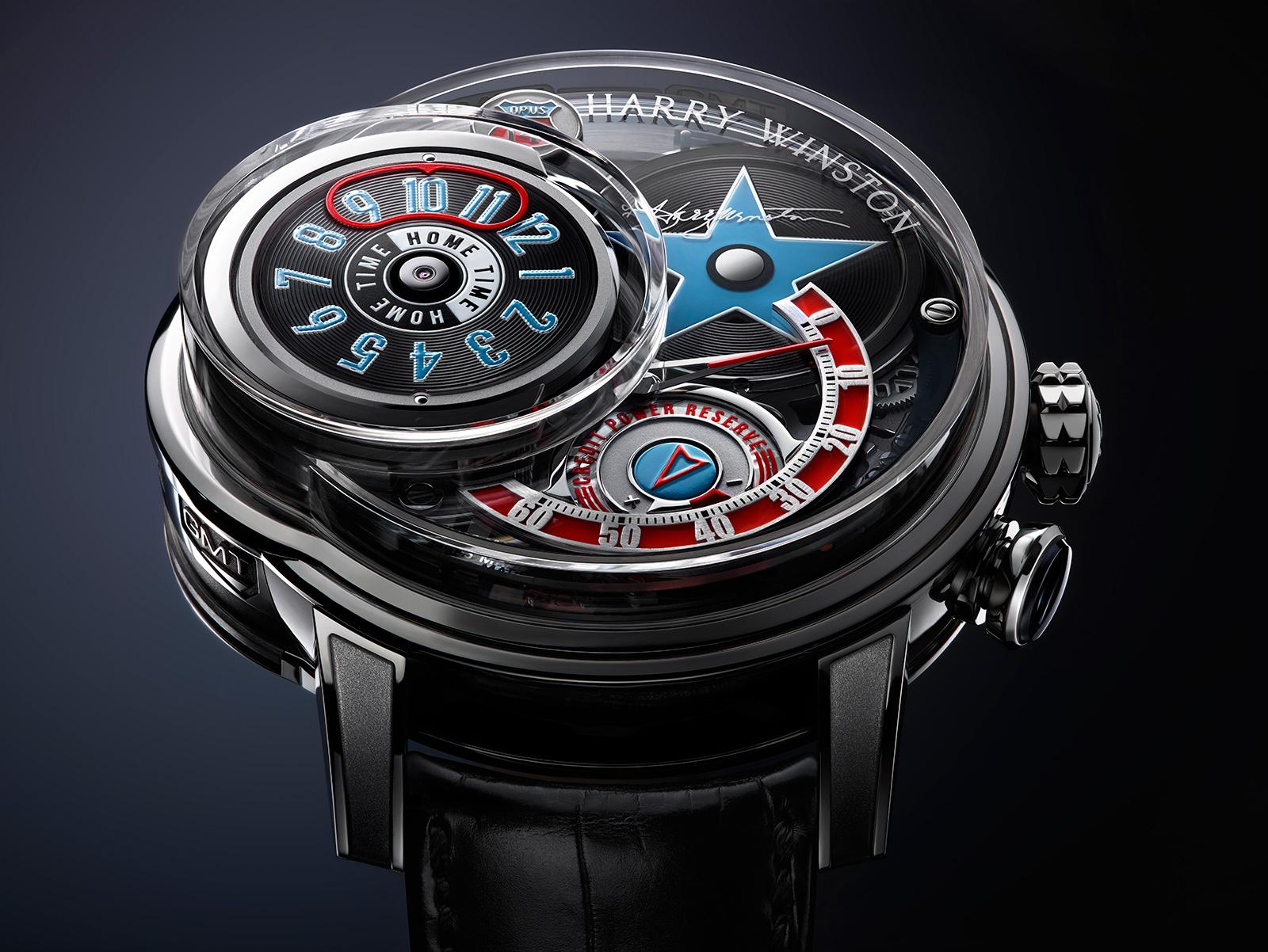 Nova marca de relógios