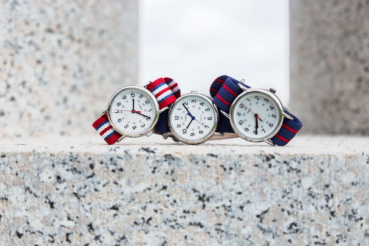 160 anos de relógios