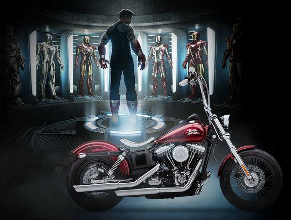 Motorizadas para super-heróis