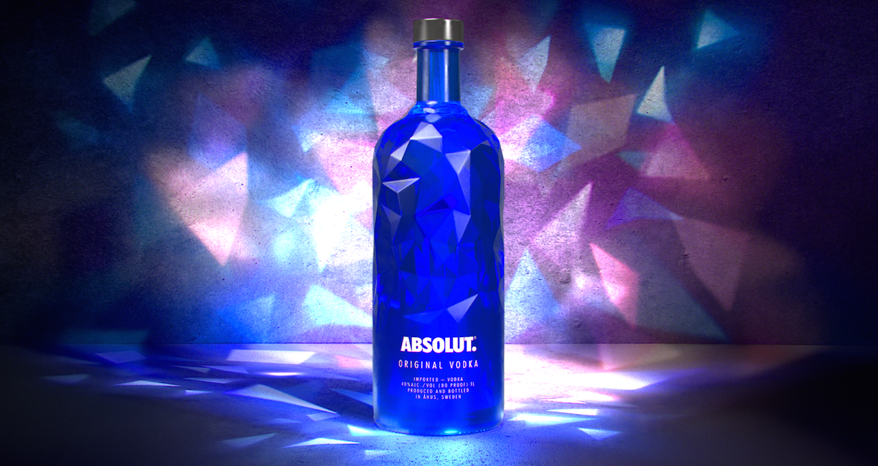 Absolut Facet – the best happen out of the blue