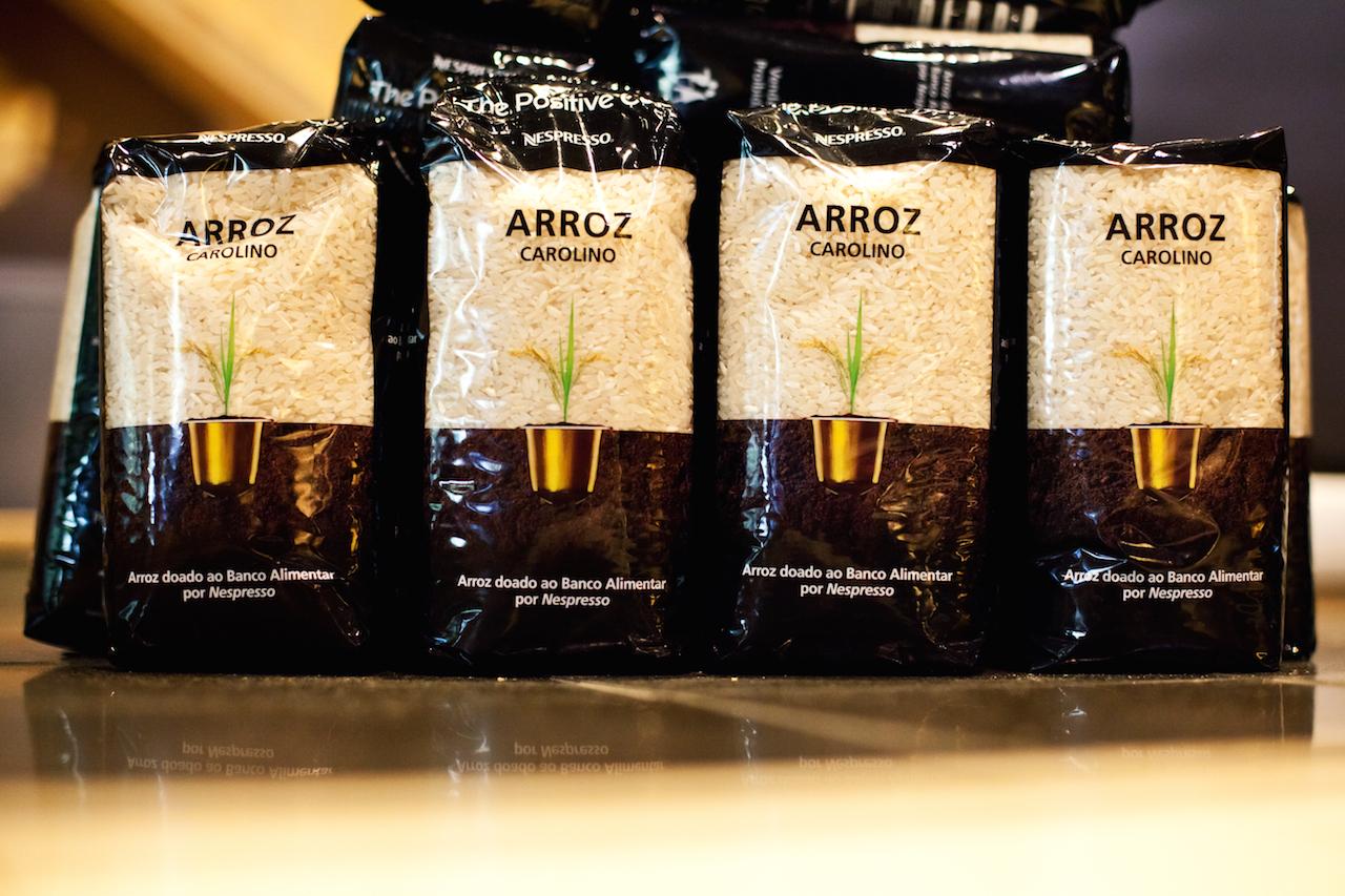 Café por Arroz