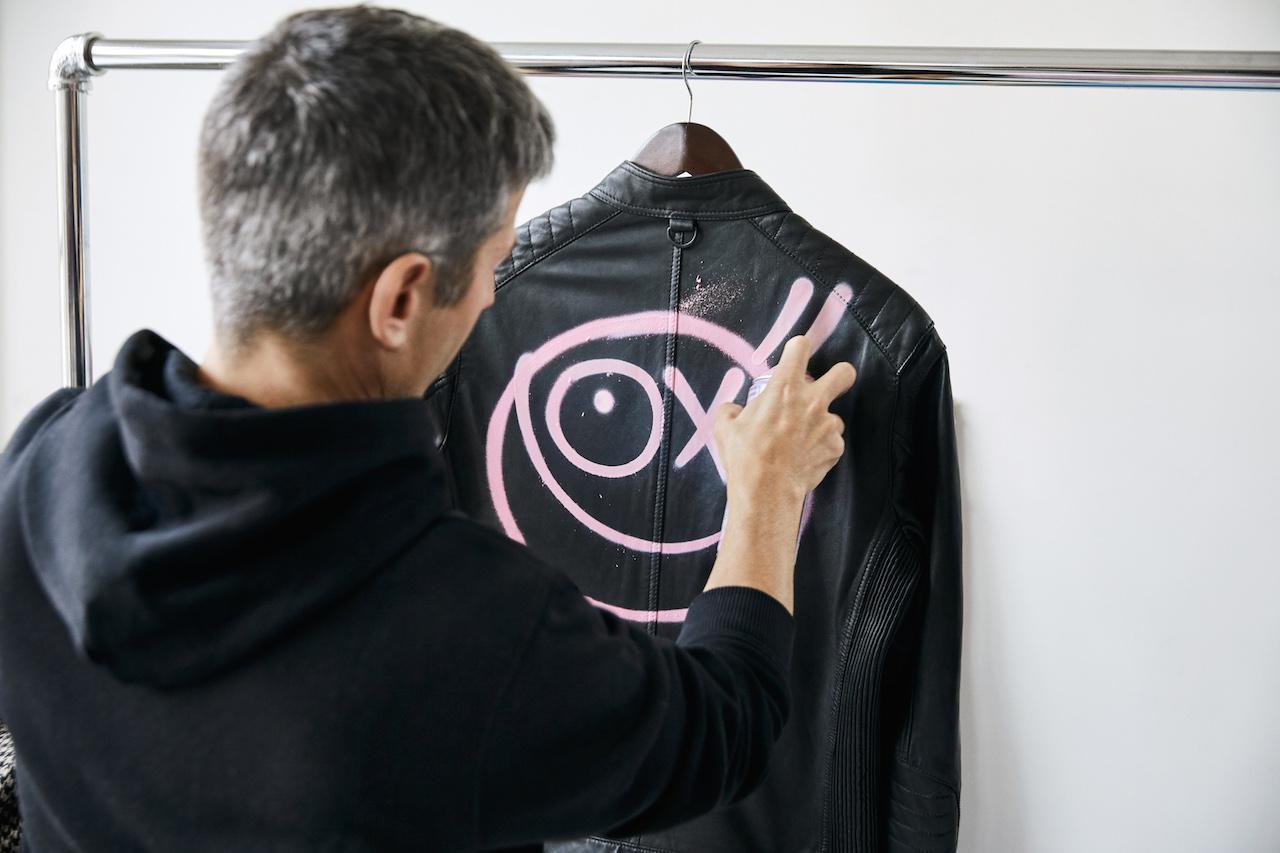 Graffiti inspiram uma colecção de t-shirts