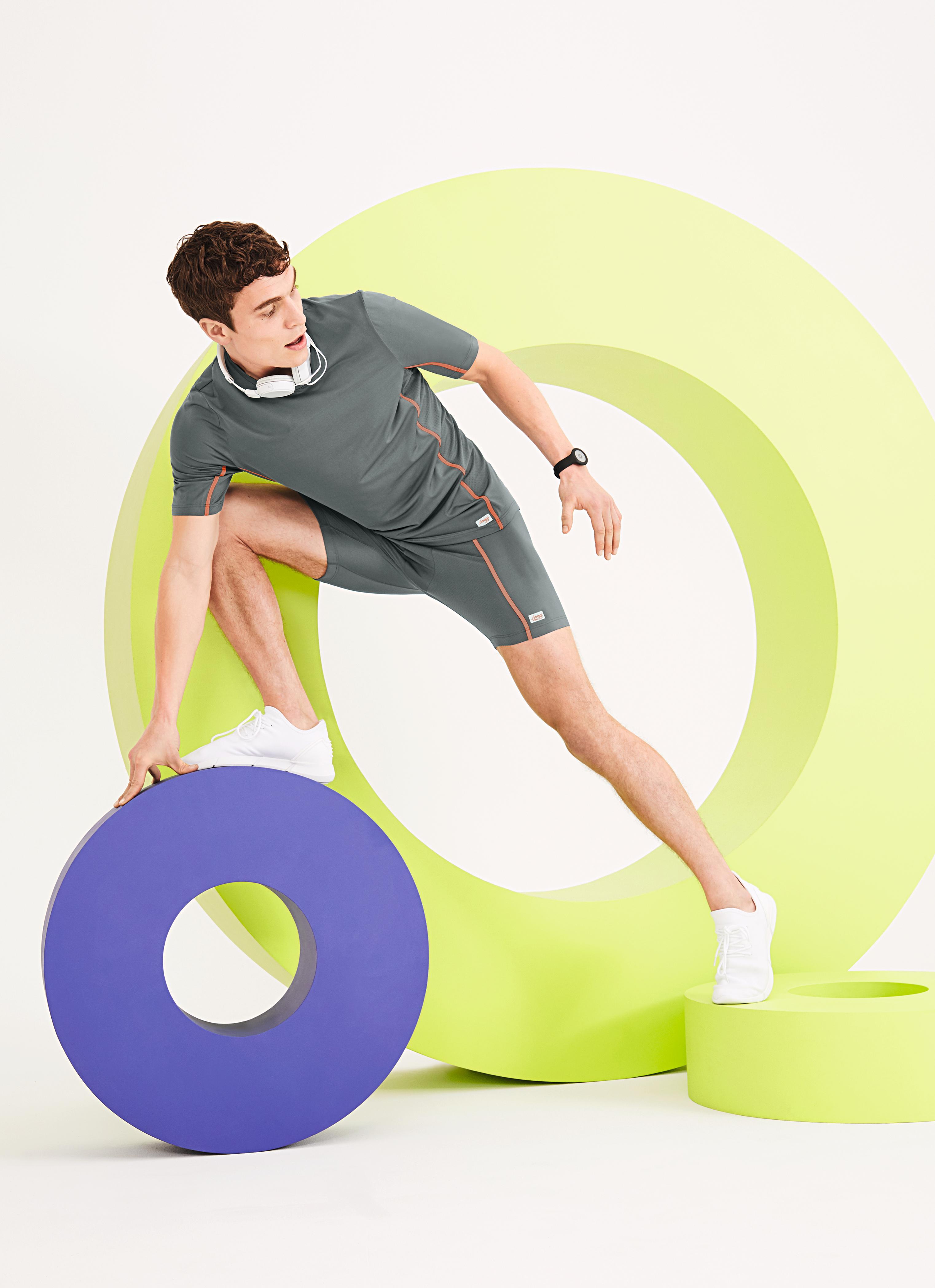 Underwear para quem aposta no exercício físico