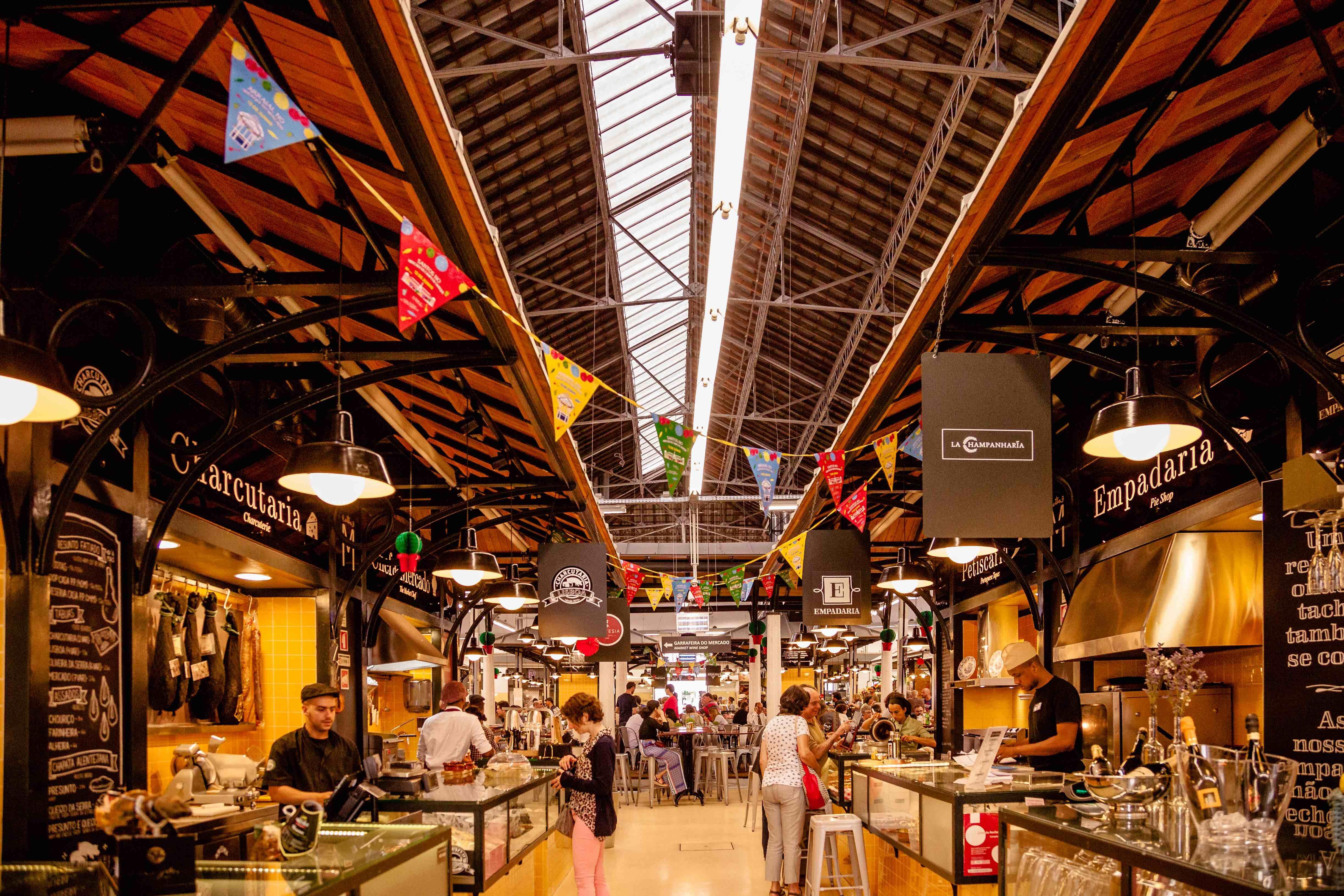 4ºedição do Mercado dos Vinhos e Enchidos
