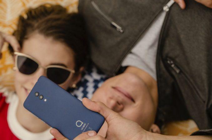 Um telefone já não é somente um telefone