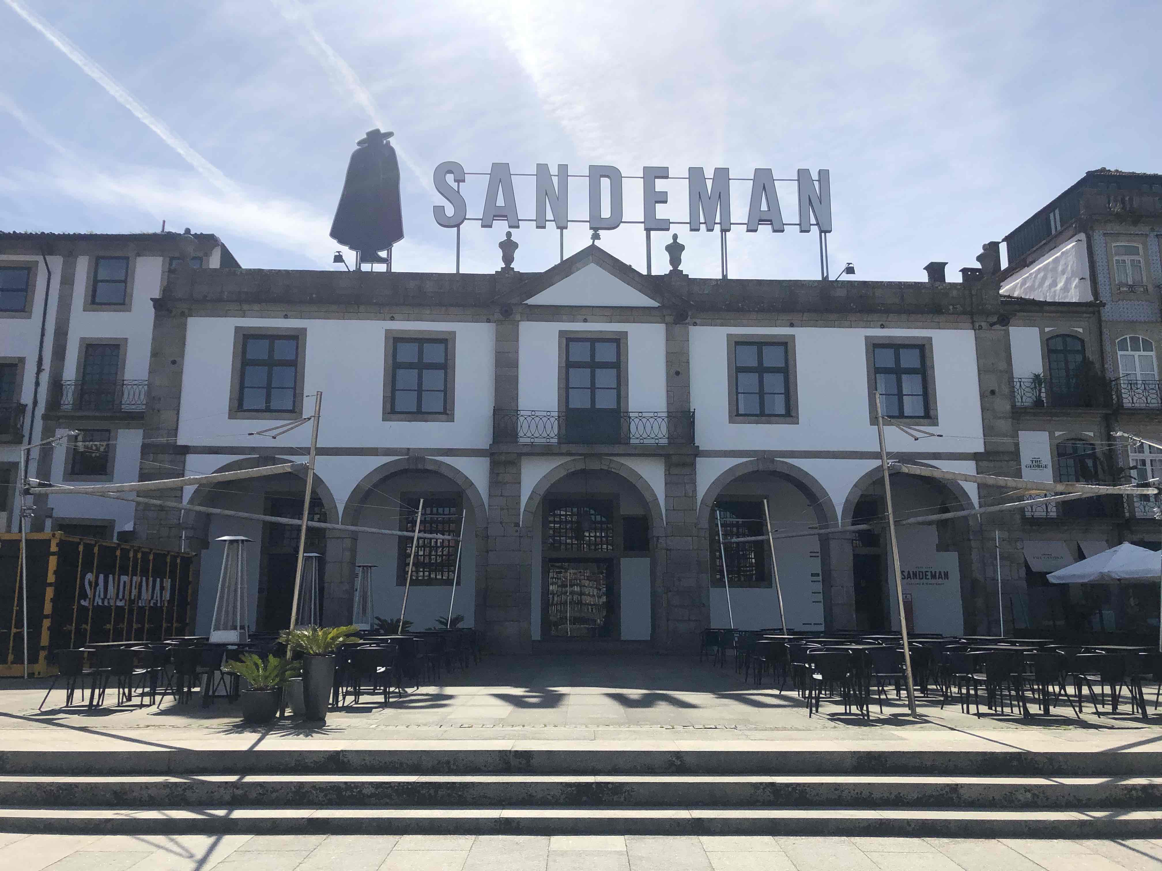 O spot para ver o Porto – The Houseman of sandeman