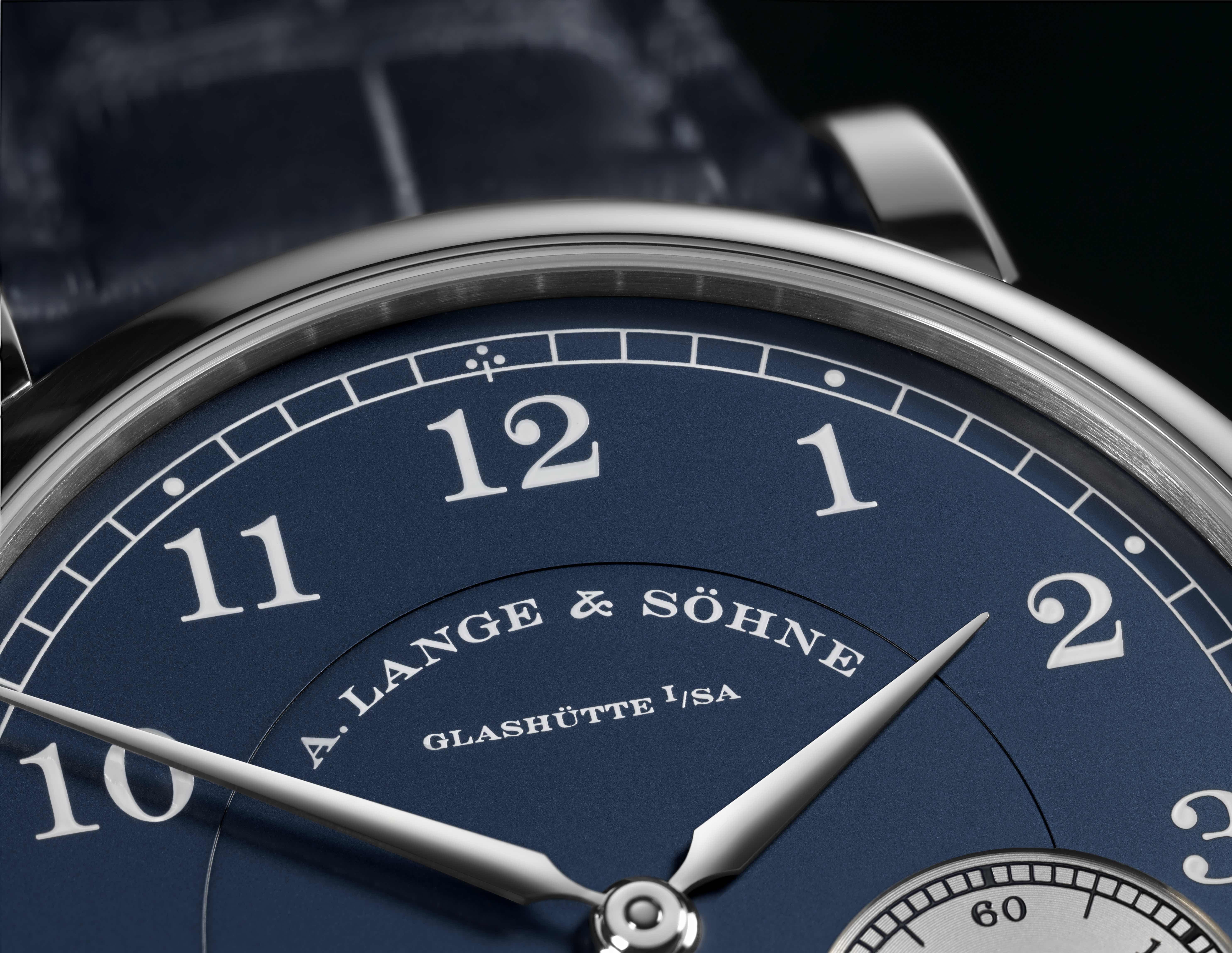 Um legado de anos na relojoaria