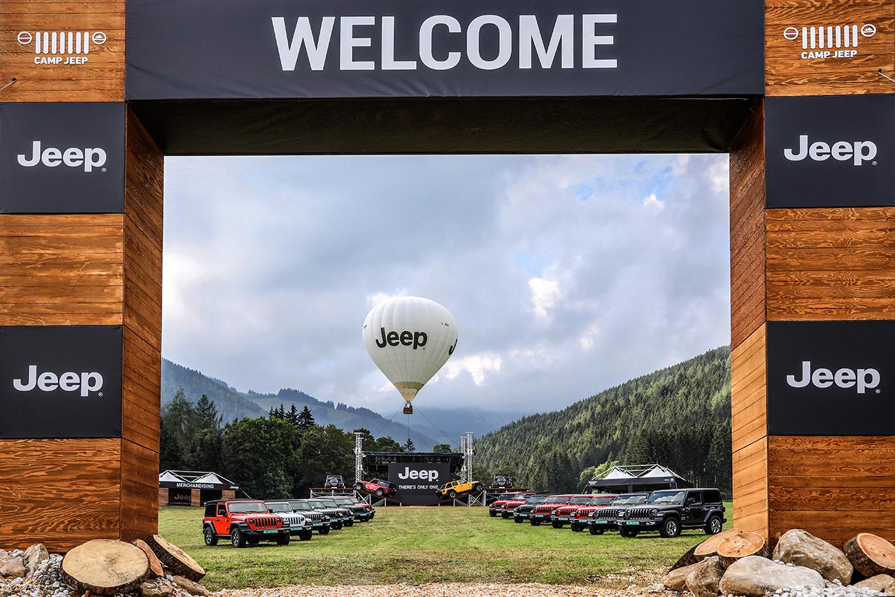 Jeep, para os seus entusiastas um campo com surpresas