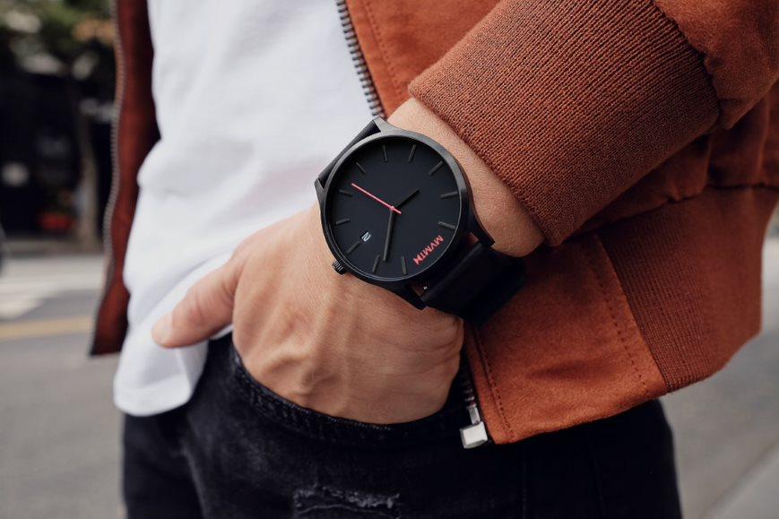 Uma nova marca de relógios