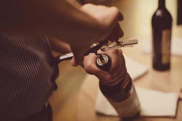 O vinho está estragado e porquê?