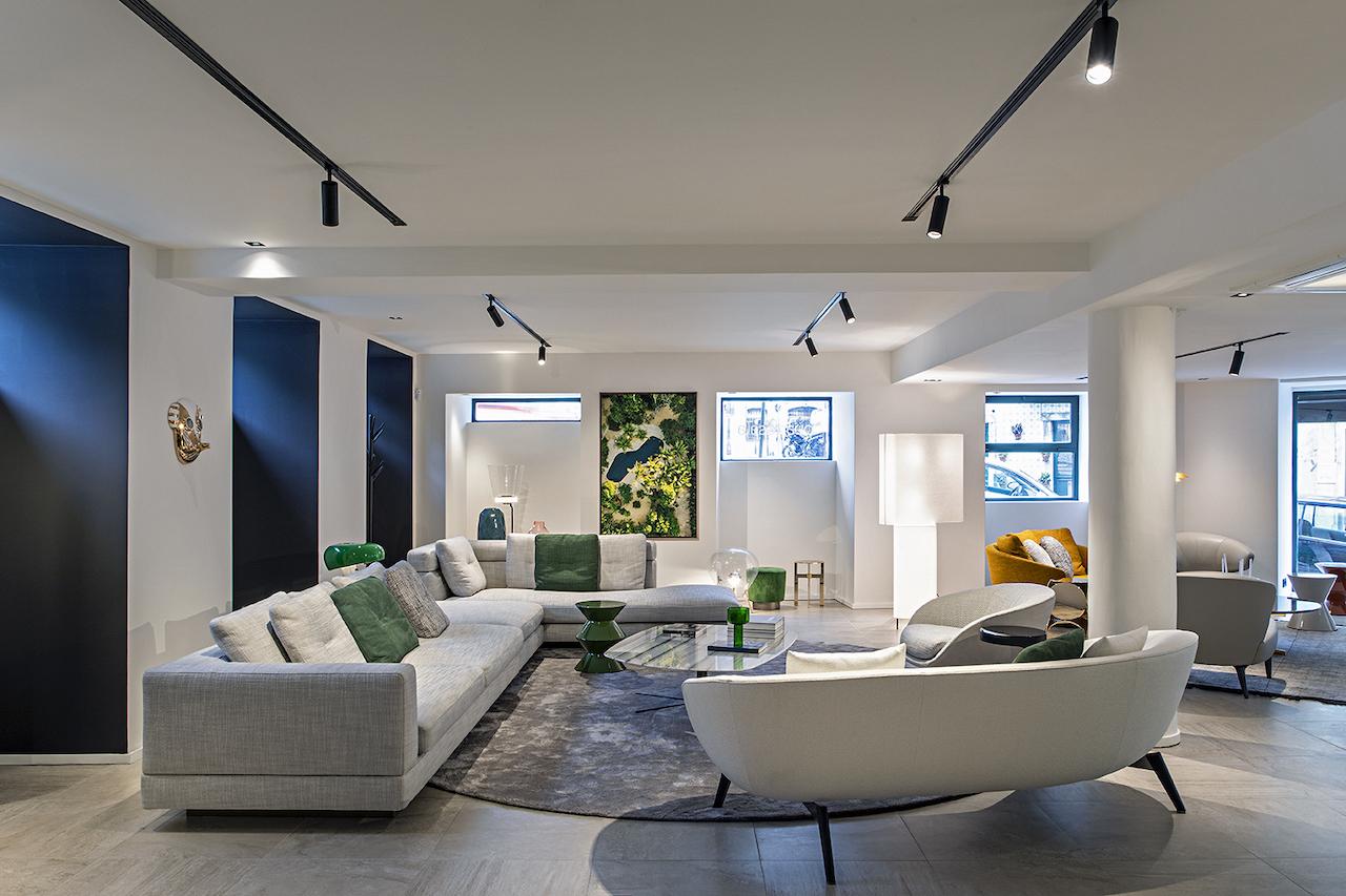 Novo espaço de Design de mobiliário e decoração
