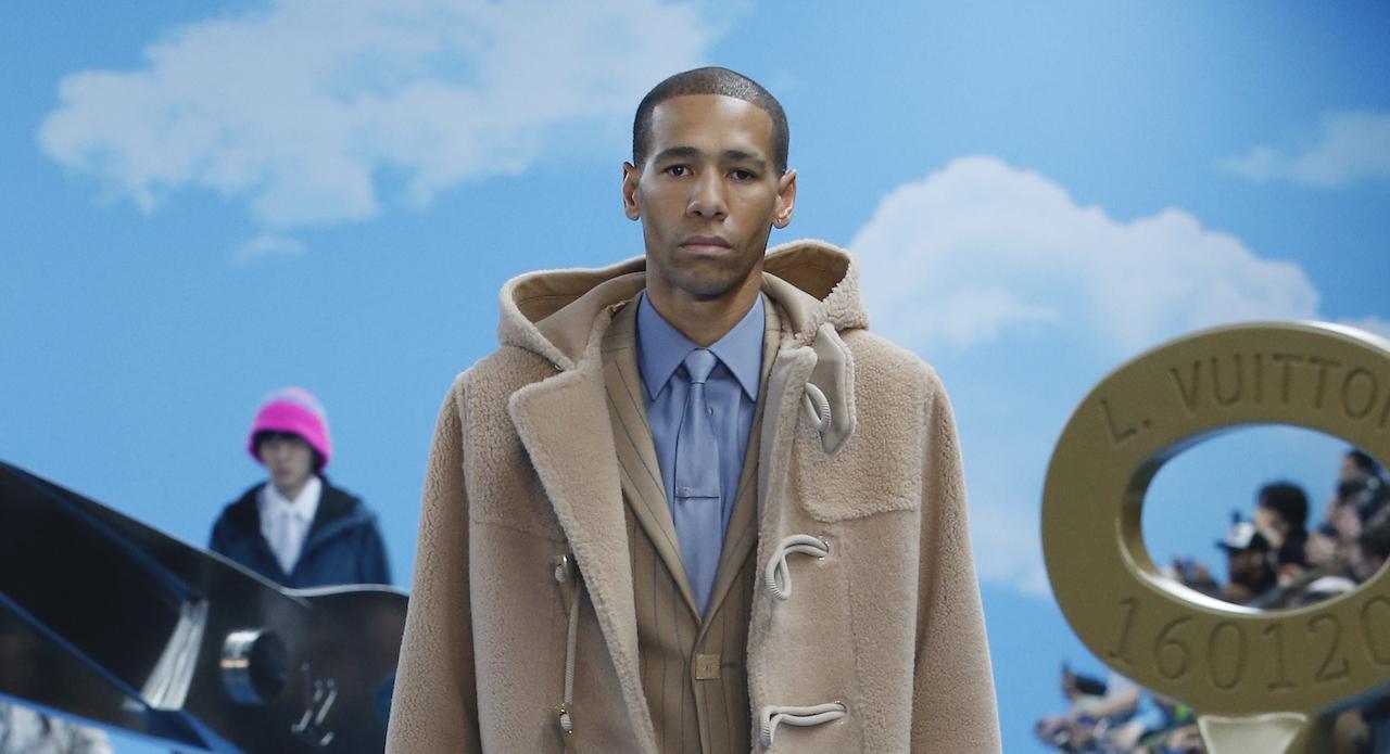 Streetwear redefinido na Louis Vuitton