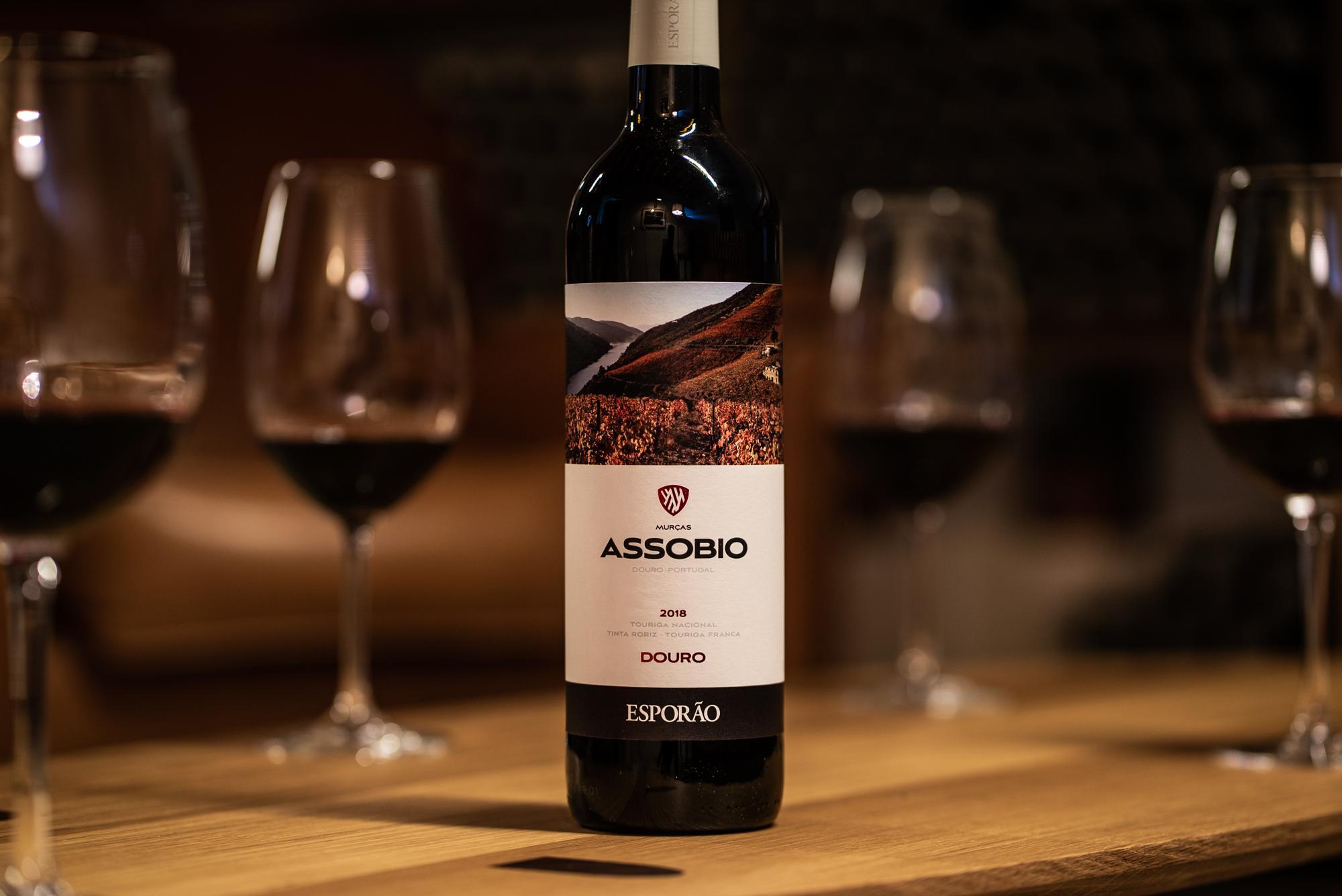 Um vinho fresco, aromático e elegante