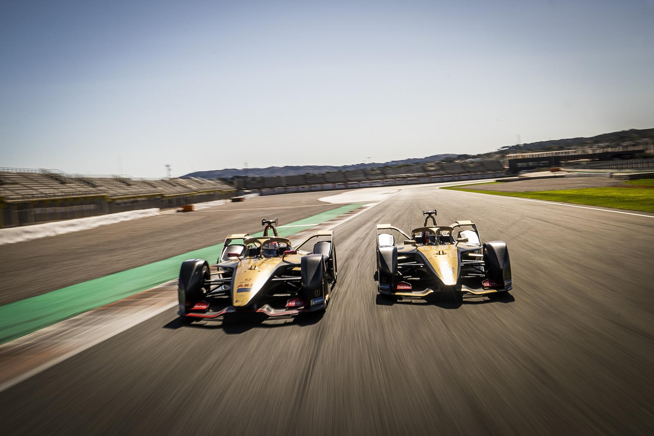 Modelos elétricos na Fórmula E