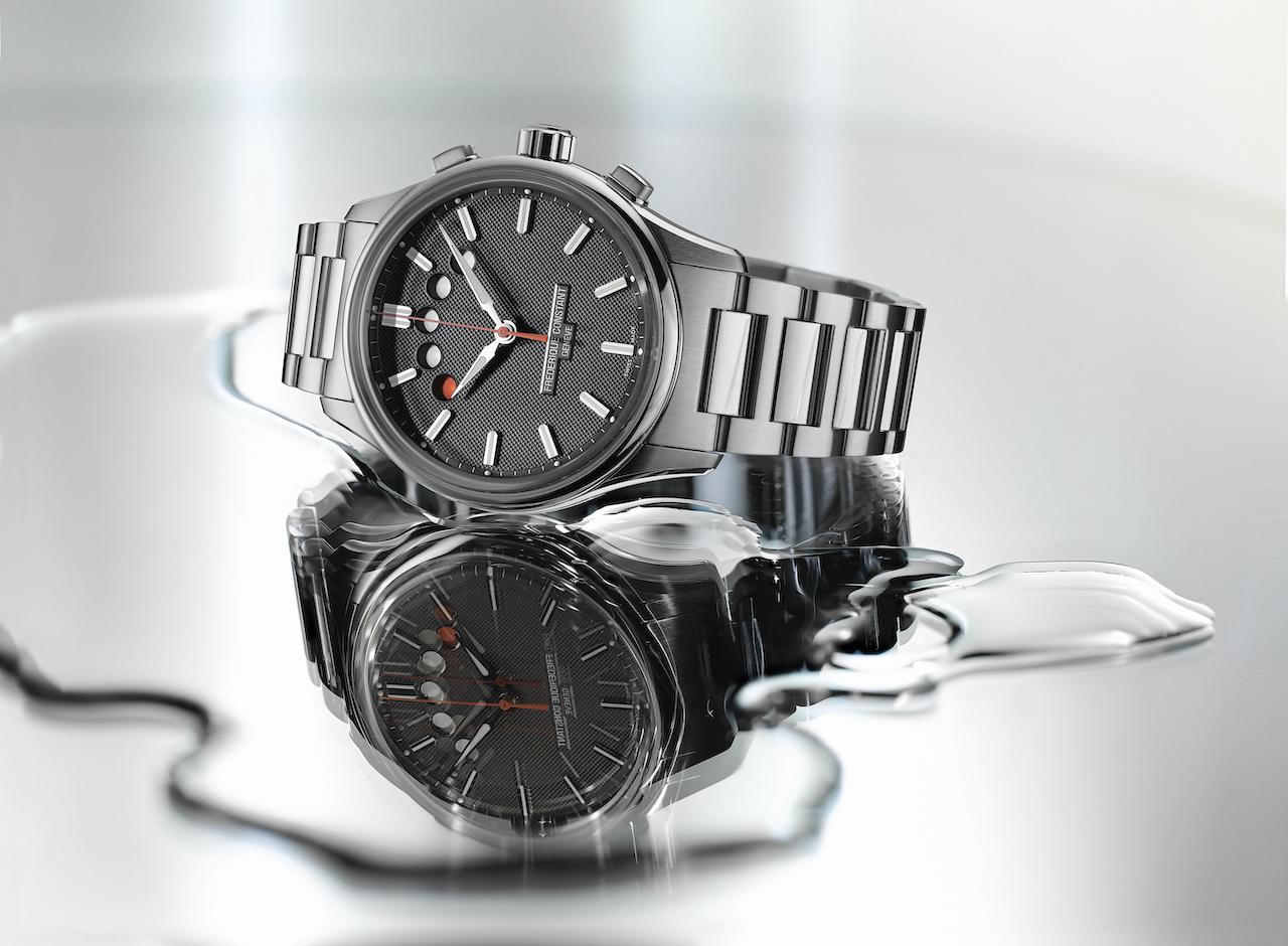 Uma nova expressão da relojoaria náutica
