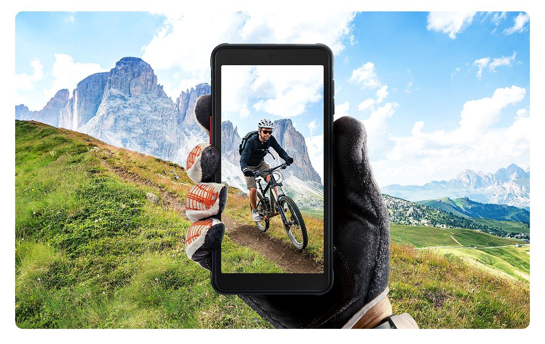 Exigentes ambientes pedem um smartphone com garra
