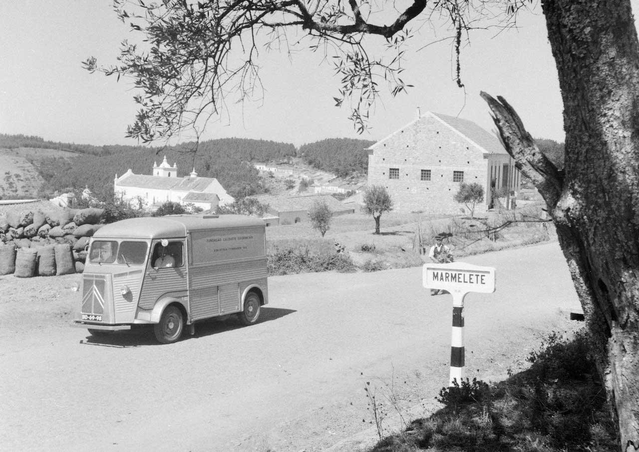 Bibliotecas Itinerantes e a  Citroën