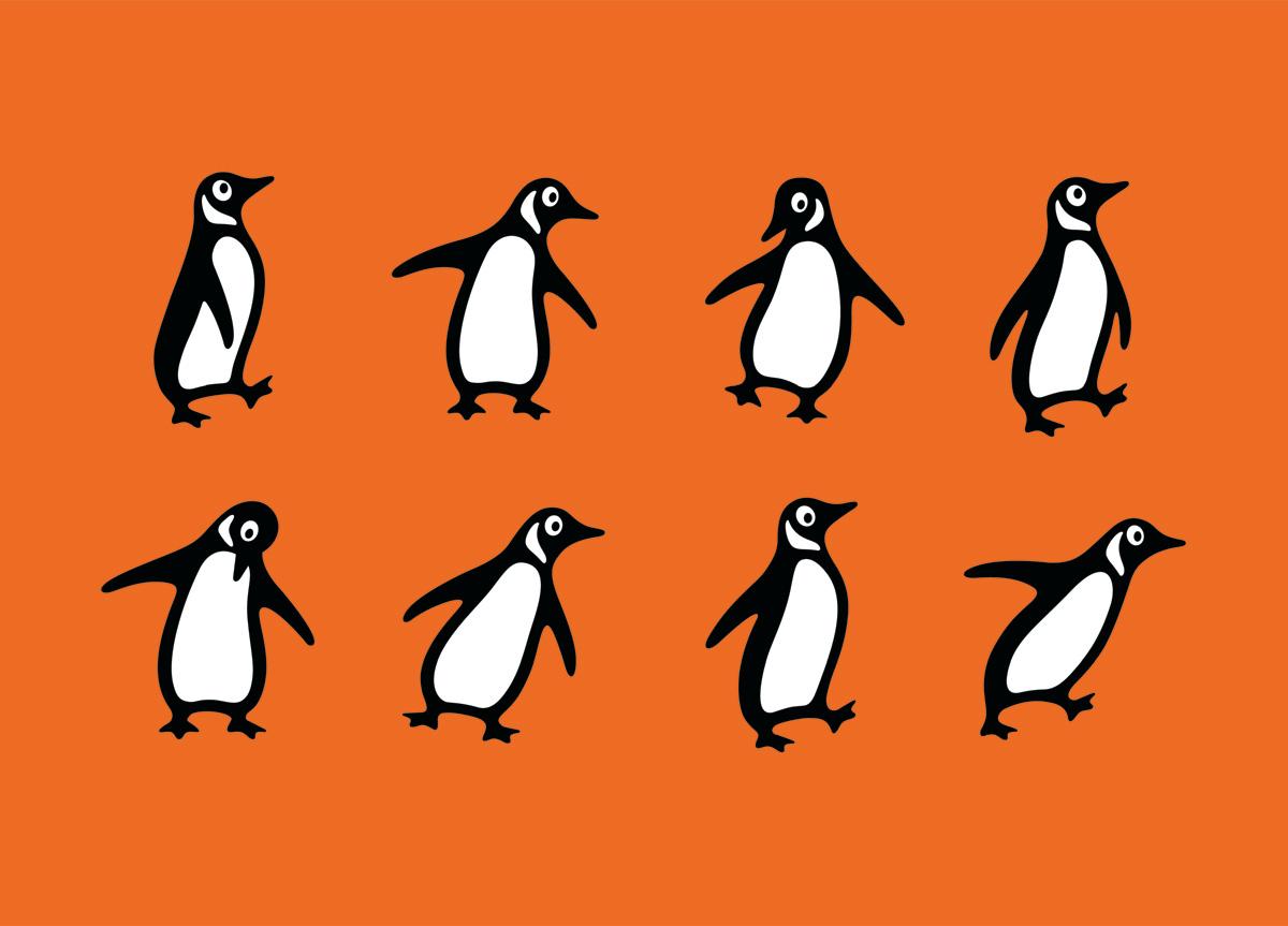 Penguin Books ao nosso alcance