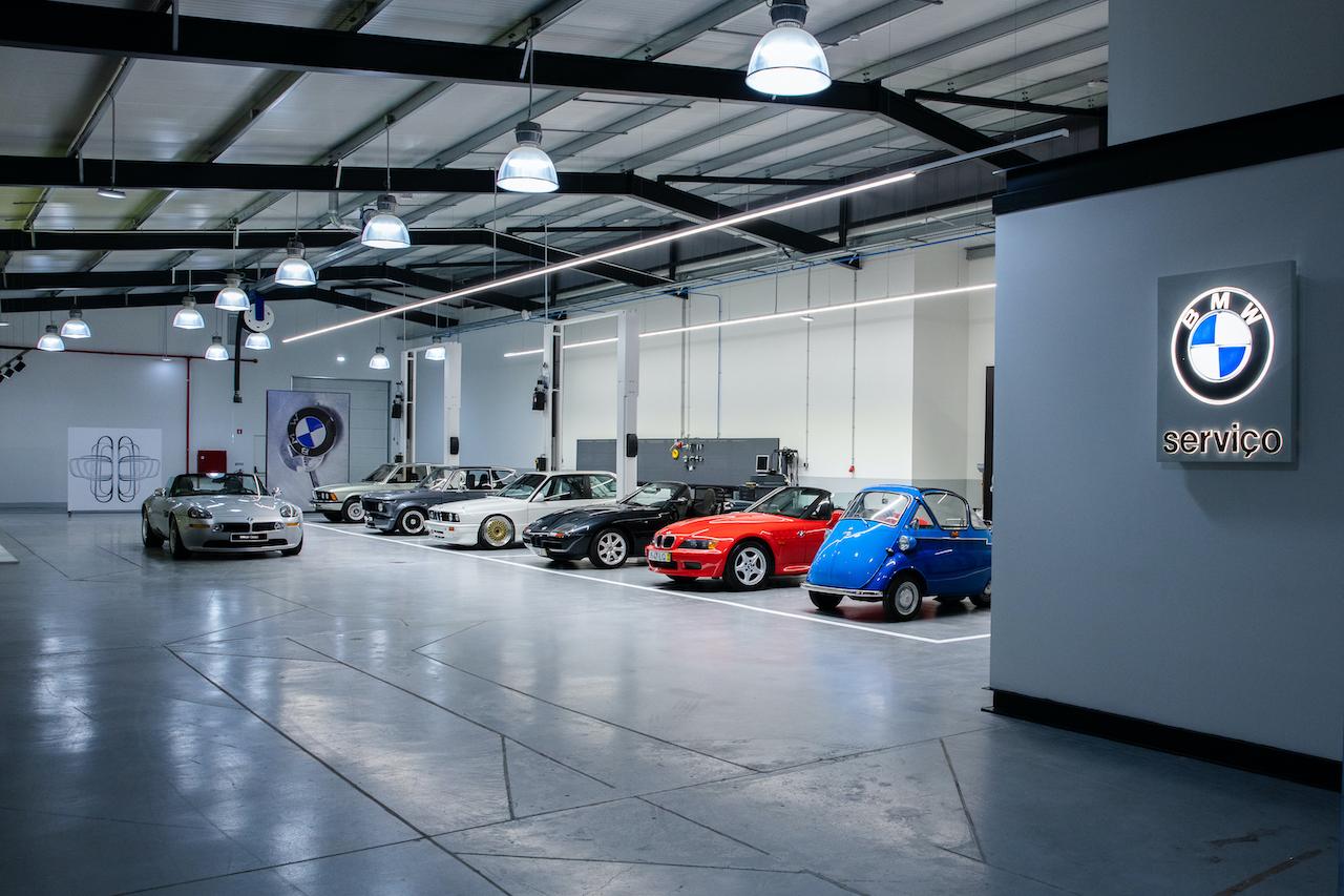 Clássicos, uma paixão automóvel