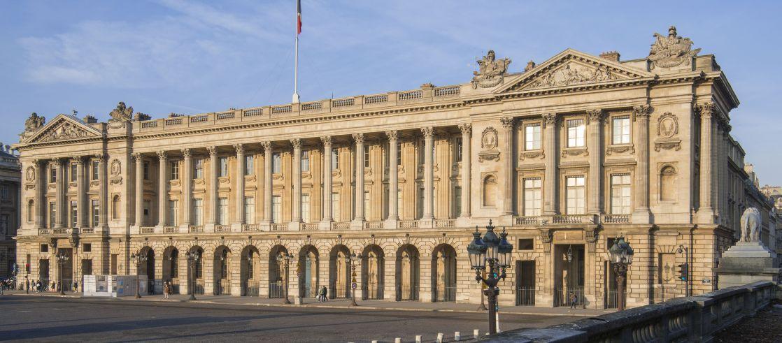 The Hôtel de la Marine