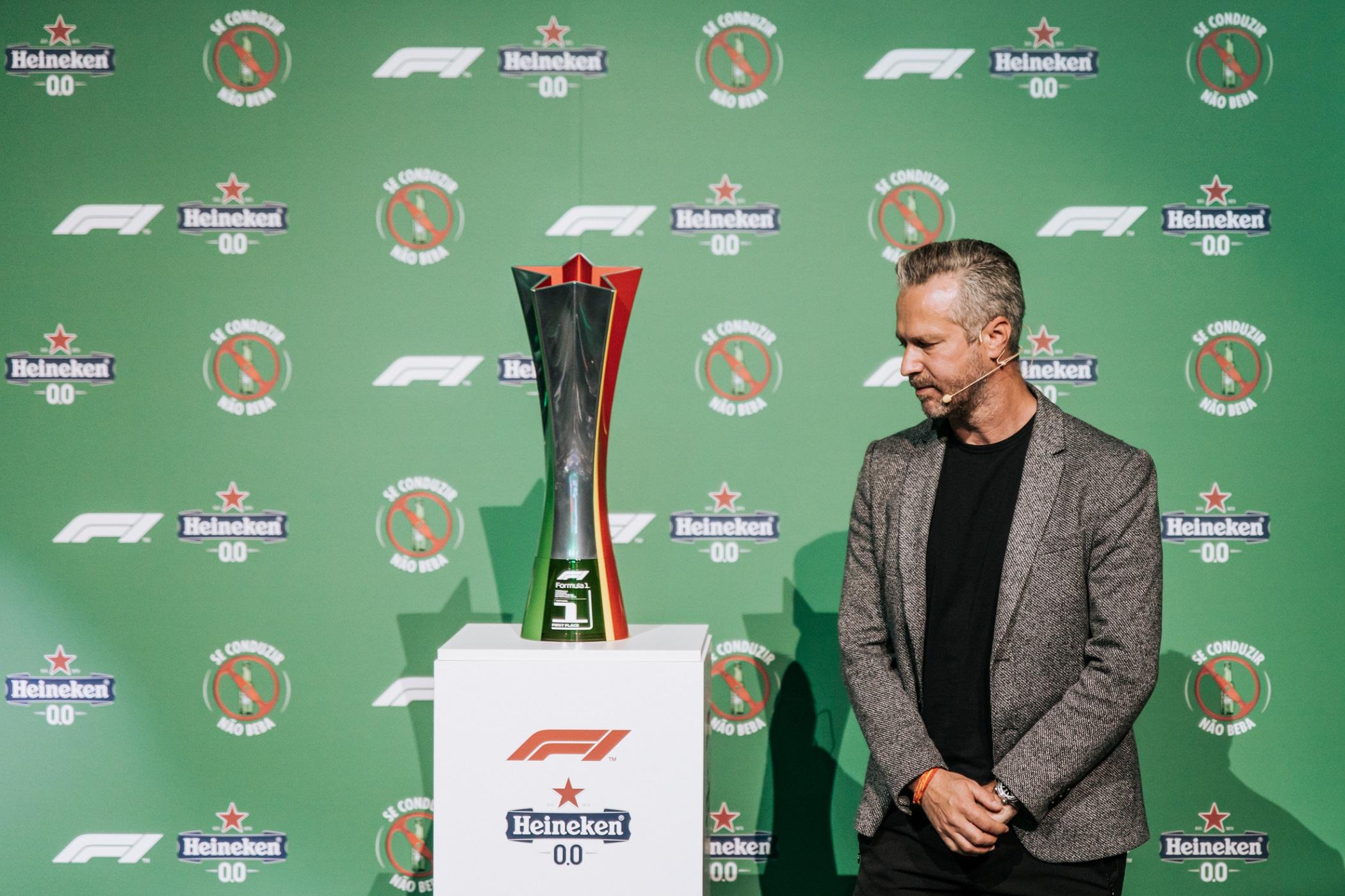 Heineken® e Fórmula 1®, uma grande dupla