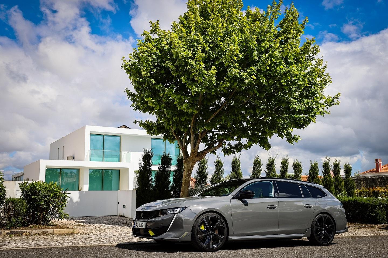O novo 508 disponível em Portugal