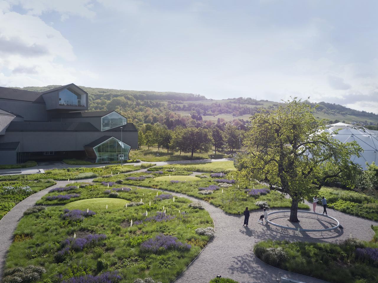 Oudolf Garten, o novo jardim da Vitra Campus