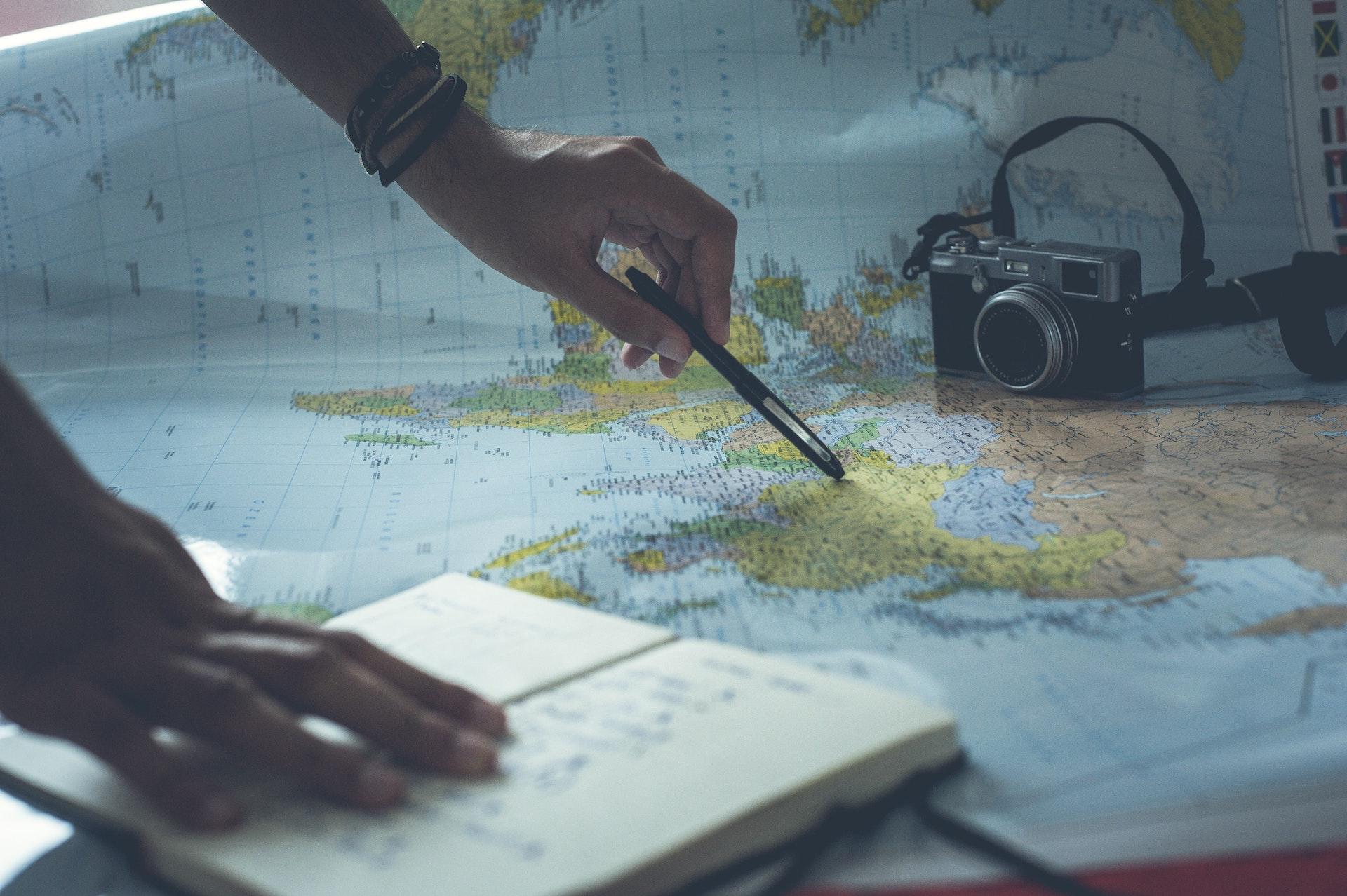 Viajar é a principal prioridade para os Portugueses