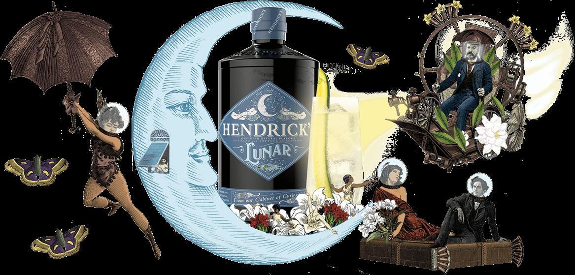 Hendrick's Lunar, edição limitada