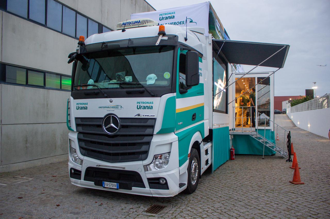 Roadshow internacional da Petronas em Portugal