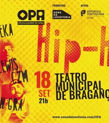 A OPA - Oficina Portátil de Artes em Lisboa
